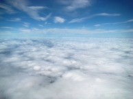 Sea of Clouds Photograph