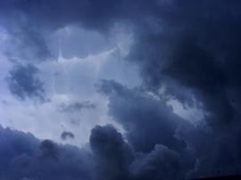 Dark Cloud Photograph