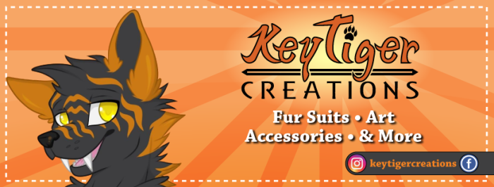 KeyTiger Creations Facebook Cover Photo