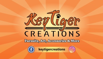 KeyTiger Creations Business Card and Banner