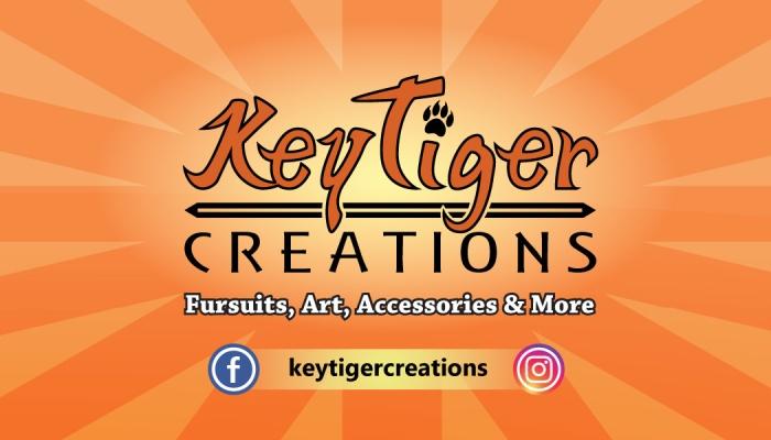 KeyTiger Creations Business Card and Banner Design