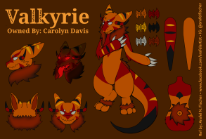 Valkyrie Wickerbeast Ref Sheet